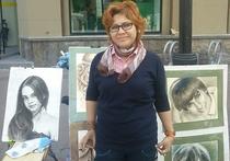 Художники Арбата подрались из-за женщины