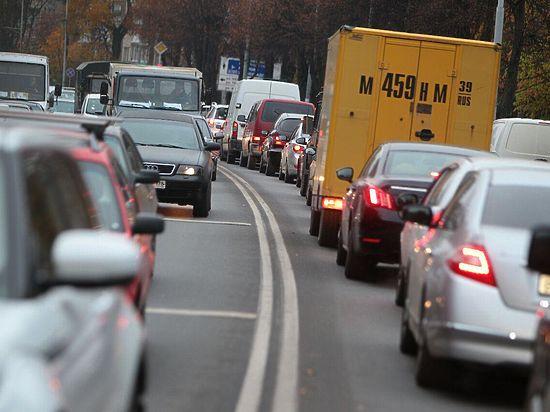 В новом году калининградские водители смогут получить скидку на штраф и лишиться прав за долги