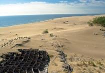 Часть пляжа в Зеленоградске станет платной