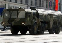 В Калининградской области все-таки размещен «Искандер-М»