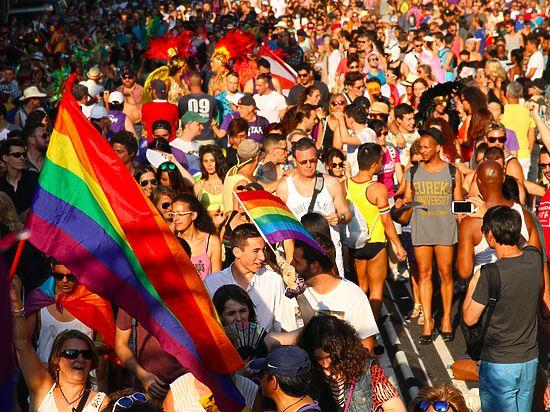 Сексуальные меньшинства в калининграде