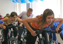 Фитнес стал самым популярным видом спорта среди москвичей