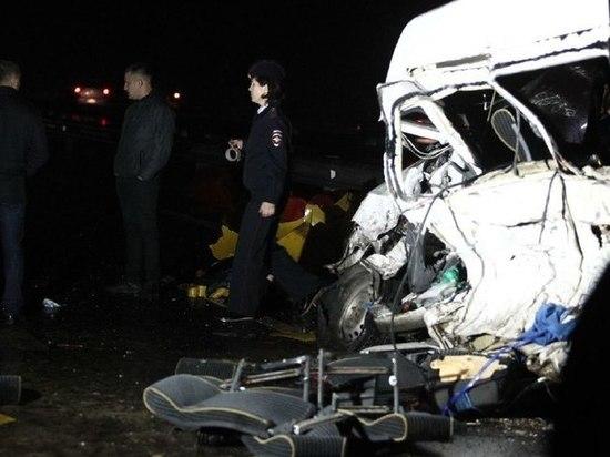 ВДТП смаршруткой под Калининградом погибли семь человек