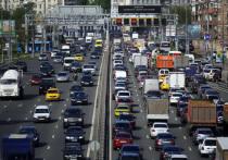 Назван самый опасный перекресток Москвы