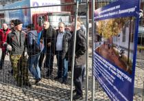 «Власти нарушают договоренности»: торговцы Центрального рынка снесли установленный забор